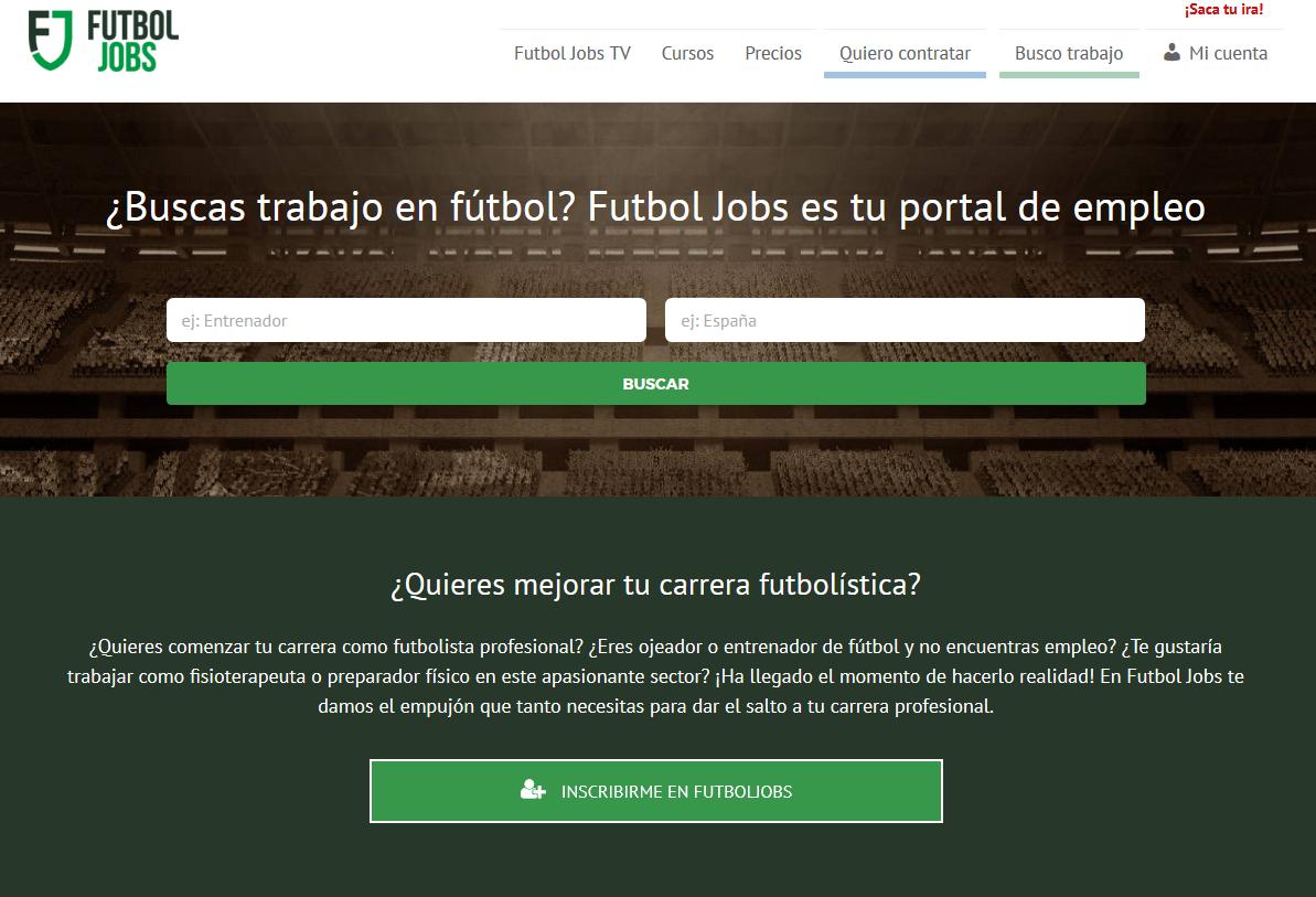 Proyecto Futboljobs 1